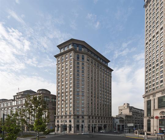 Les Suites Orient Bund Shanghai - dream vacation