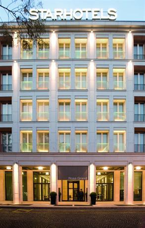 Rosa Grand Milano - Starhotels Collezione - dream vacation