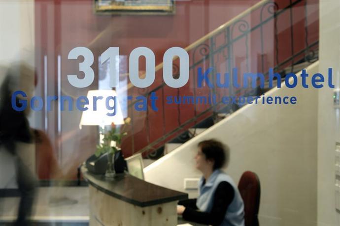 3100 Kulmhotel Gornergrat - dream vacation