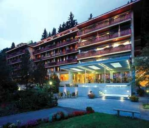 Top Park-Hotel Beausite - dream vacation