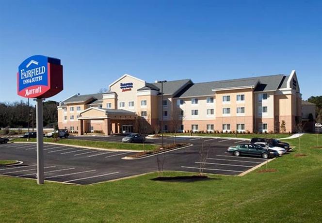 Fairfield Inn & Suites Albany - dream vacation