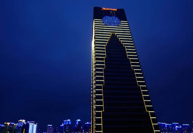 Marriott Suzhou Hotel - dream vacation