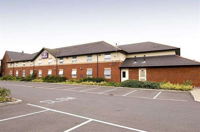 Premier Inn Central North Taunton - dream vacation