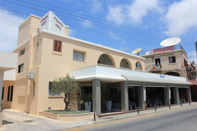 Pyramos Hotel Отель Пирамос