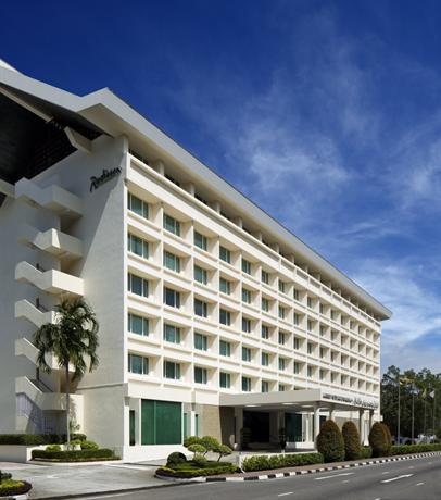 Radisson Hotel Brunei Darussalam - dream vacation