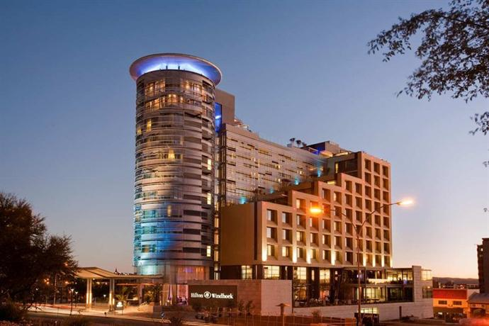 Hilton Windhoek - dream vacation