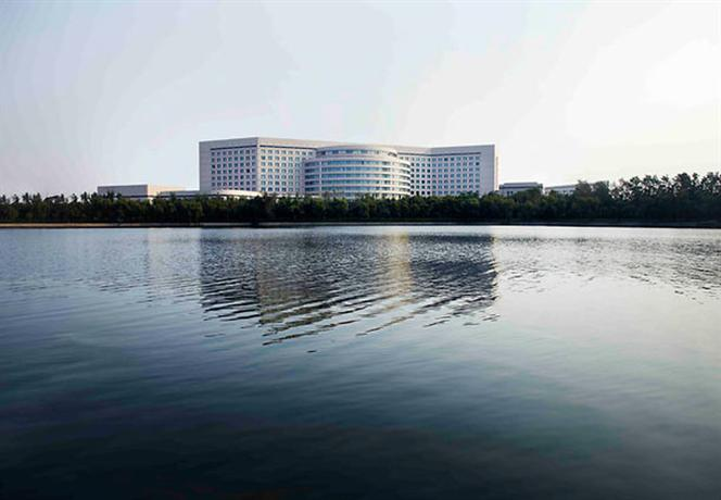 Renaissance Tianjin Lakeview A Marriott Luxury & Lifestyle Hotel - dream vacation
