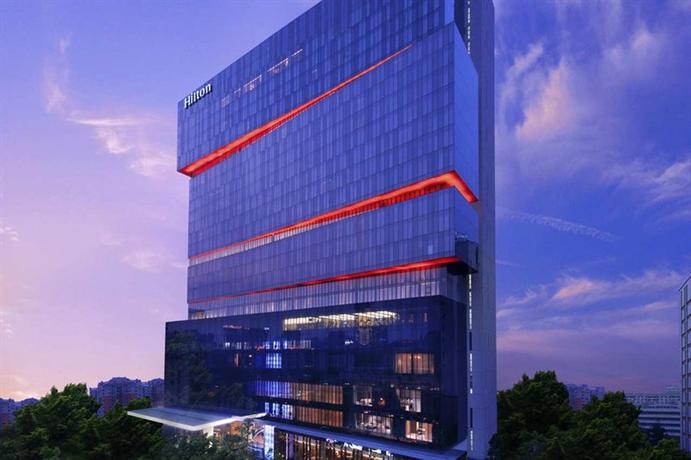 Hilton Guangzhou Tianhe - dream vacation
