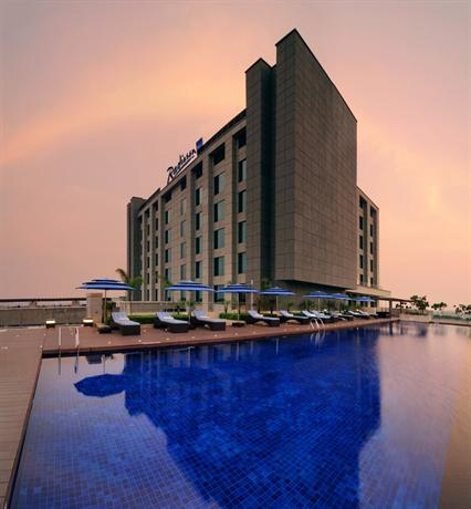 Radisson Blu Hotel New Delhi Paschim Vihar - dream vacation