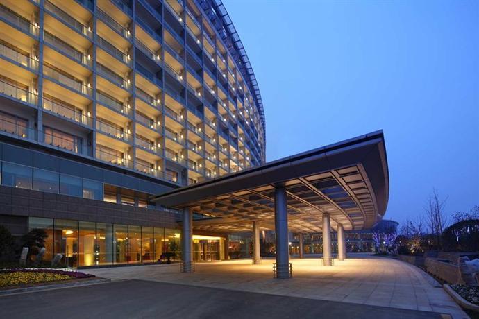 Hilton Nanjing Riverside - dream vacation