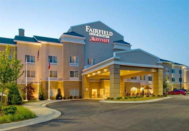 Fairfield Inn & Suites Columbus Mississippi - dream vacation