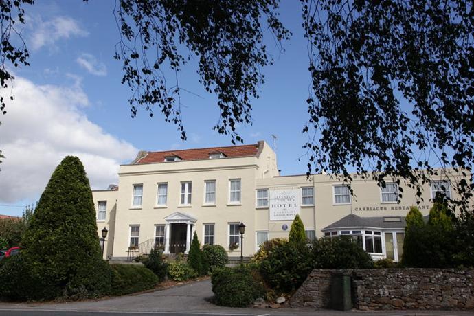 Alveston House Hotel Thornbury - dream vacation