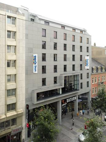 Park Inn by Radisson Luxembourg City - dream vacation