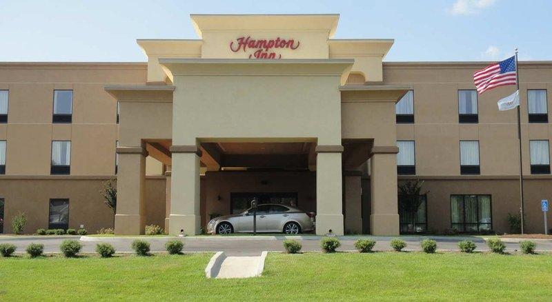 Hampton Inn Ozark - dream vacation