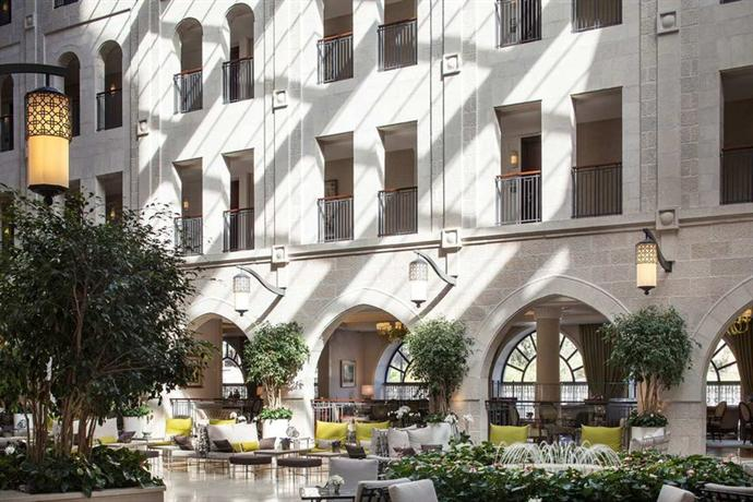 Waldorf Astoria Jerusalem - dream vacation