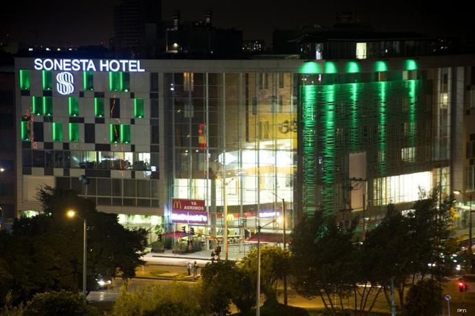 Sonesta Hotel Bogota - dream vacation