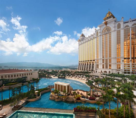 Galaxy Hotel Macau - dream vacation