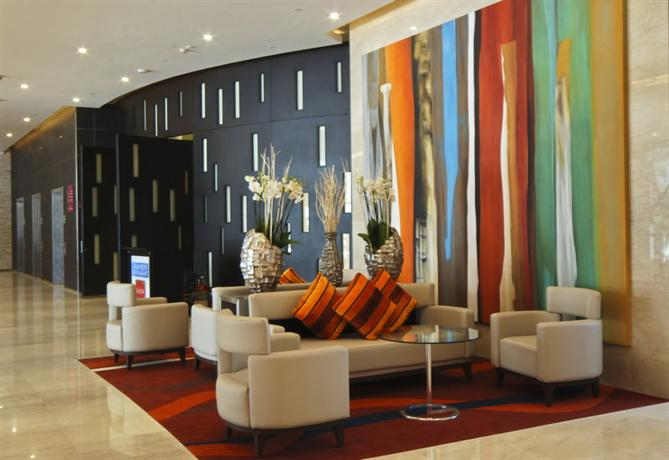 Crowne Plaza Doha Business Park - dream vacation