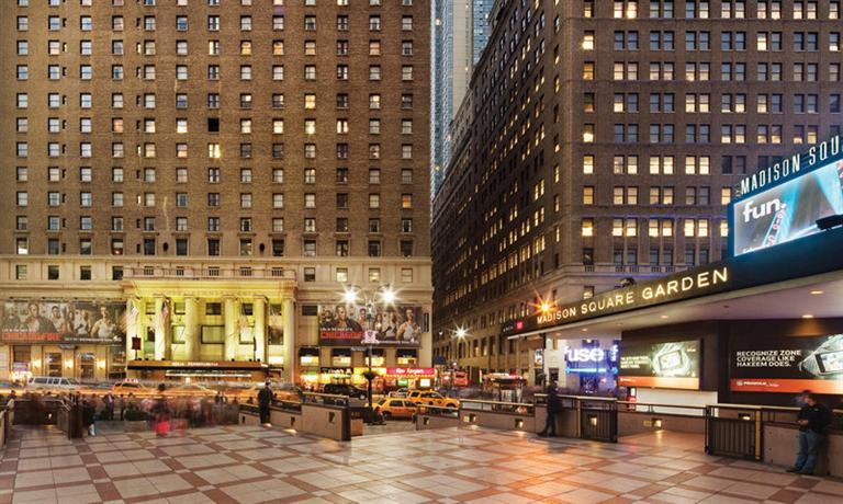 Hotel Pennsylvania New York New York City Compare Deals