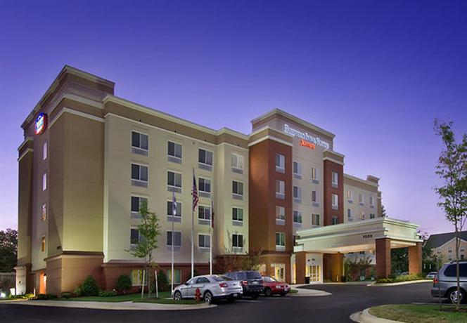 Fairfield Inn & Suites Baltimore BWI Airport - dream vacation