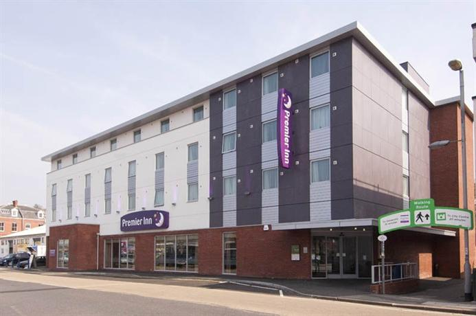 Premier Inn Exeter Central St Davids - dream vacation