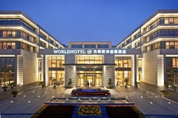 Worldhotel Grand Juna Wuxi - dream vacation