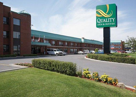 Quality Inn & Suites P E Trudeau Airport-Montreal - dream vacation