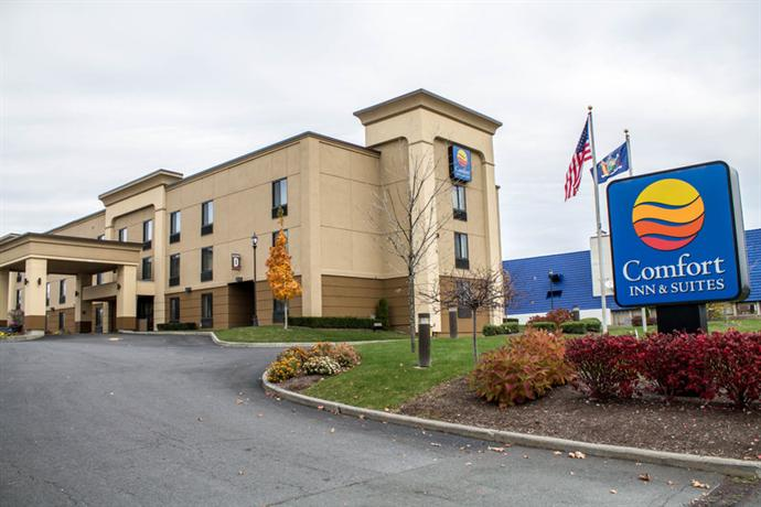 Comfort Inn & Suites Wolf Road - Albany -