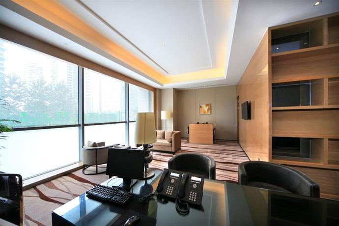 Holiday Inn Chengdu Oriental Plaza - dream vacation