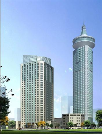 DoubleTree by Hilton Shanghai Pudong - dream vacation