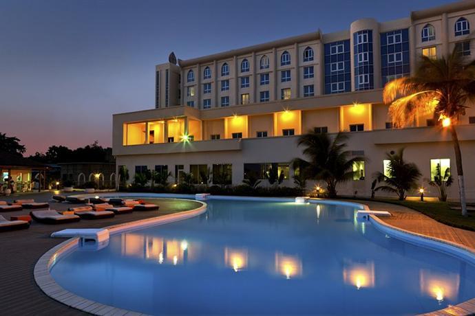 Hotel De La Plage Cotonou - dream vacation
