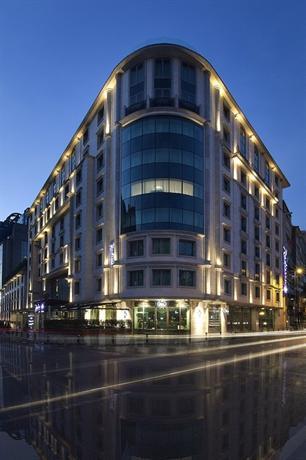 Radisson Blu Hotel Istanbul Sisli - dream vacation