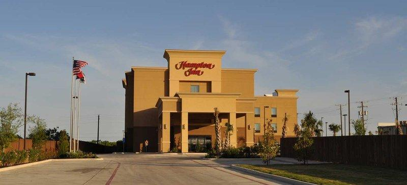 Hampton Inn Pleasanton - dream vacation