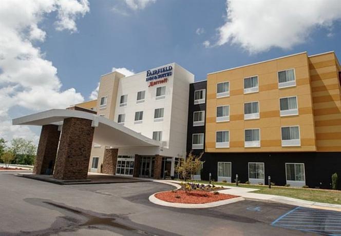 Fairfield Inn & Suites Athens - dream vacation