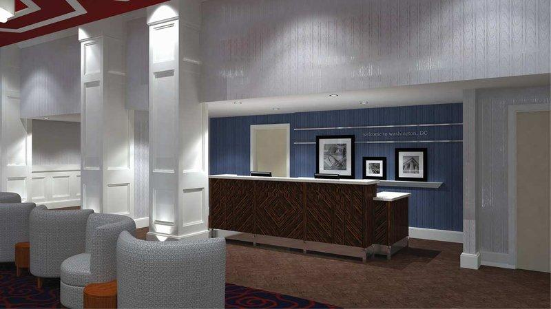 Hampton Inn - Washington DC/White House - dream vacation