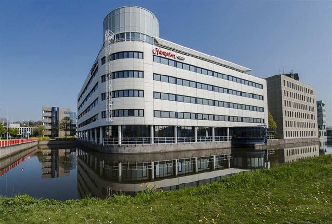 Hampton by Hilton Amsterdam Airport Schiphol - dream vacation