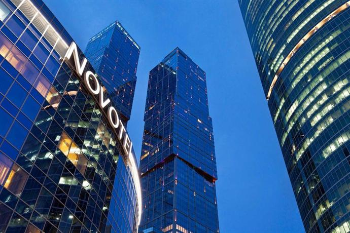 Novotel Moscow City - dream vacation