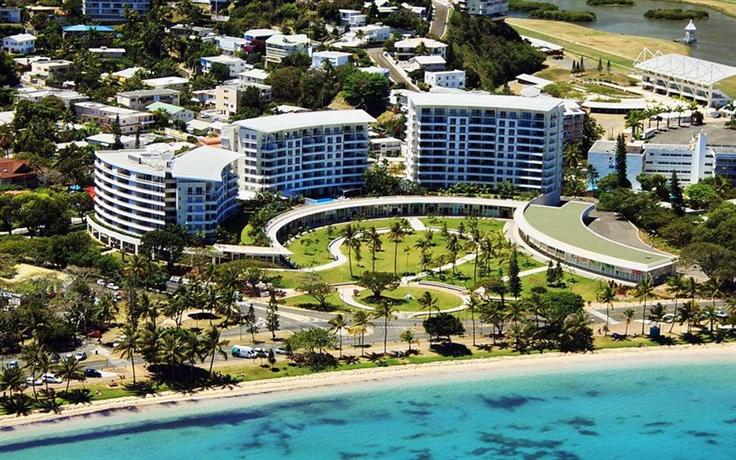 Hilton Noumea La Promenade Residences - dream vacation