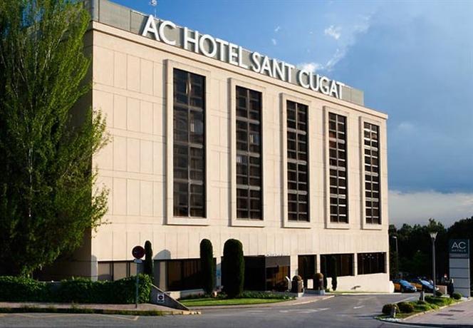 AC Hotel Sant Cugat A Marriott Luxury & Lifestyle Hotel - dream vacation