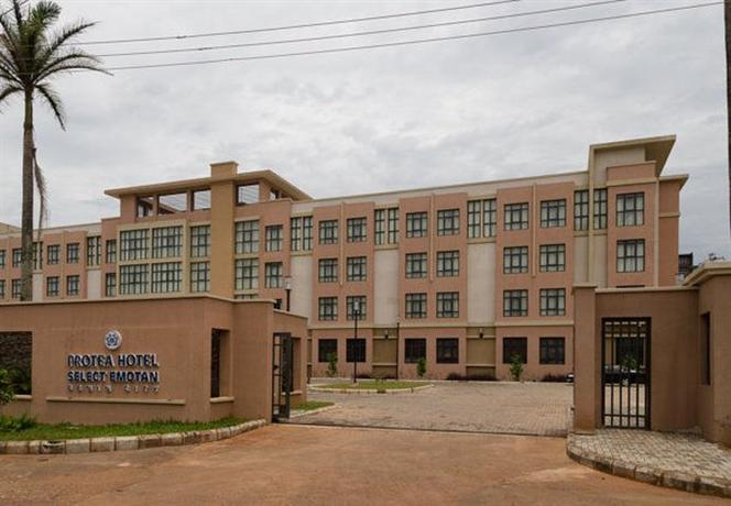 Protea Hotel Select Emotan Benin City - dream vacation