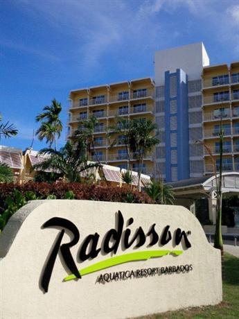 Radisson Aquatica Resort Barbados - dream vacation