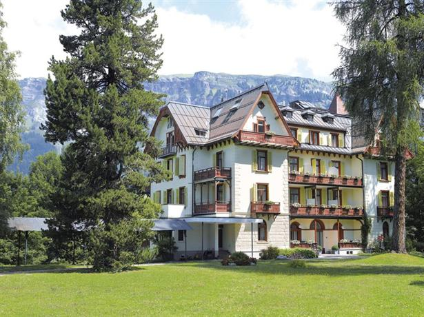 Villa Silvana im Waldhaus Flims Mountain Resort & Spa - dream vacation