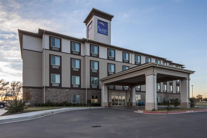 Sleep Inn & Suites Elk City - dream vacation