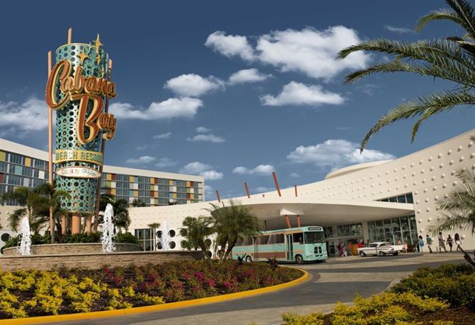 Universal\'s Cabana Bay Beach Resort - dream vacation
