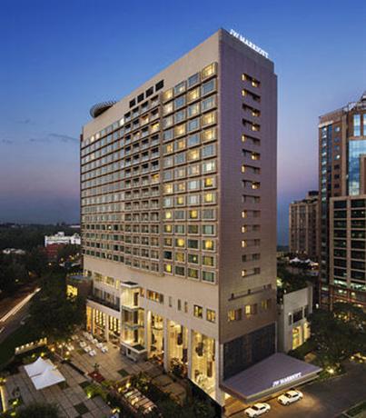 JW Marriott Bengaluru - dream vacation