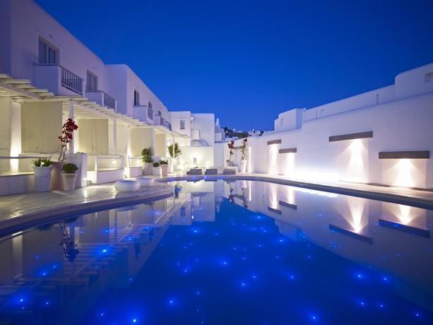 Mykonos Ammos Hotel - dream vacation