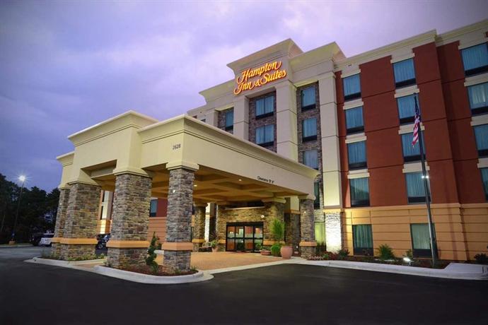 Hampton Inn & Suites Albany at Albany Mall - dream vacation