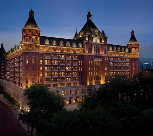 Ritz Carlton Tianjin - dream vacation