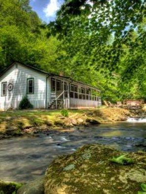 Hidden Creek Cabins - Bryson City - dream vacation