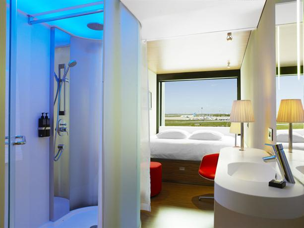 CitizenM Paris Charles de Gaulle Airport - dream vacation